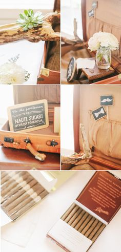 A romantic vintage wedding: Jenni & Calle   real Finnish wedding on Best Day Ever