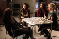 Clip To Pretty Little Liars Episode I'm Your Puppet Released on http://www.shockya.com/news