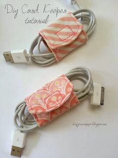 Fabric Cord Keeper