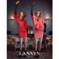 Lanvin Fall 2011 Campaign