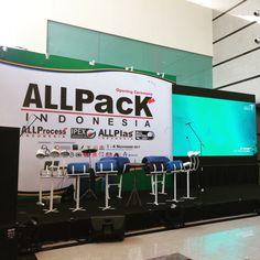 Allpack Indonesia mengundang Batutara percussion sebagai pembuka event pameran para perusahaan dan importir barang industri, bahkan keren nya mereka mengundang Batutara percussion 2 panggung dalam …
