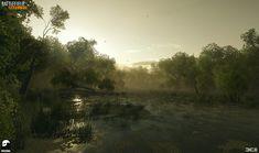 ArtStation - Battlefield Hardline - Everglades - Singelplayer & Mulitplayer, Simon Barle