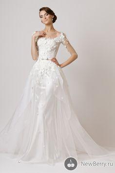 Свадебные платья VAMP mados namai 2016