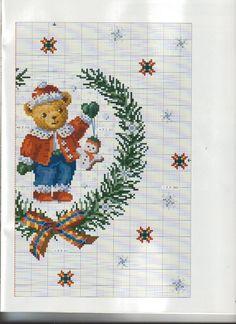 Christmas Bear page 2 of 2