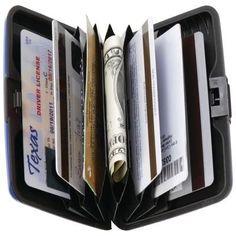 Embassy™ Aluminum Wallet