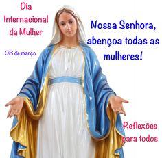 """Leia """"08 de Março - Dia Internacional da Mulher"""" (com outra imagem) >> clique na imagem"""