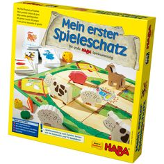 HABA Můj první herní poklad - velká sbírka her HABA4278