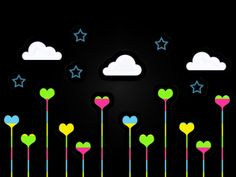 Girly Wallpapers | neon blackberry wallpapers girly