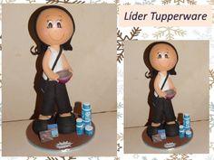 Fofucha Líder Tupperware