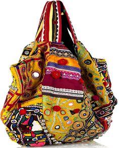 Rajasthan style boho bag
