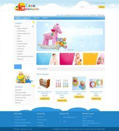 ProsperDesign Creare Magazin Online by ProsperDesignWeb on DeviantArt Feng Shui, Web Design, Deviantart, Shopping, Design Web, Website Designs, Site Design