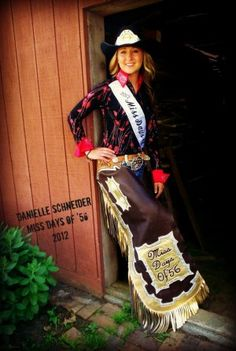 Miss Rodeo Washington Rodeo Queen Equestrian