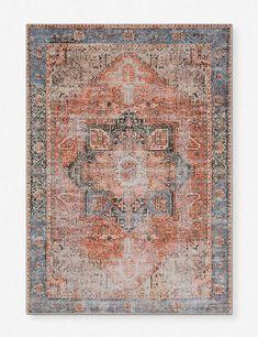 "MODERN amazing stylish RUG /'HAMPTON/"" Greek blush pink Best-Carpets nice in touch"
