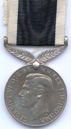 New Zealand - WAR SERVICE MEDAL 1939-1945 avers