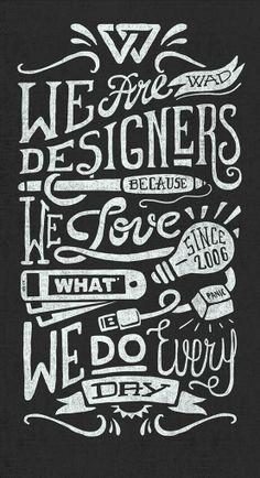 Lettering: Inspiration set #1 | Designcollector    http://designcollector.net/lettering-inspiration-set-1/