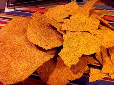 Crispy Raw Tortilla Chips Nachos Taco Shells