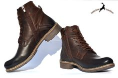 Marpol Extreme Side Zip Boot