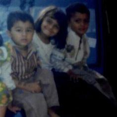 Mini Me #childhood #somissit #wheniwasakid #lovelydays #missthem #brothers #theparentingpost #theparentingpostishere #kiddo by theparentingpost