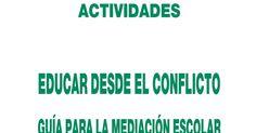 Educar.pdf Bullying, Behavior, Education, Feelings, Tips, Blog, Teen, Conflict Resolution, School
