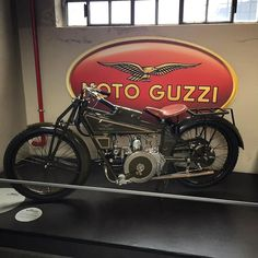 Flashback to this past November and our visit to Moto Guzzi's museum in Mandello Del Lario Italy. 95 years of remarkable history!  #italy #innovation #mandellodellario #history #motoguzzi #motovida #lifeontwowheels #handcrafted #motorcycle #lifestyle #kelowna #okanagan #lovethisplace #lovetoride #lifeimitatesart