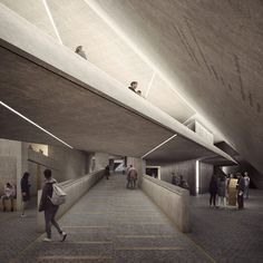 Foster, Adjaye and Hadid shortlisted for UK Holocaust memorial