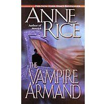 """Read """"The Vampire Armand"""" by Anne Rice available from Rakuten Kobo. See the difference, read bestselling author Anne Rice in Large Print * About Large Print All Random House Large Print. Good Books, Books To Read, My Books, Anne Rice Books, Lestat And Louis, Anne Rice Vampire Chronicles, Interview With The Vampire, Vampire Books, Horror Books"""