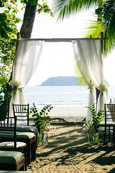 Come Away to This Enchanting Costa Rica Wedding
