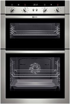 U15M52N3GB An elegant and intelligent oven for someone who enjoys variety. Featuring a combination of CircoTherm® and Bottom heat to provide the optimum temperature for baking breads and cakes. Features   - ◾Silver display EasyClock ◾QuickConnect shelf supports ◾Framed glass inner doors ◾Triple glazed doors ◾Heat reflective glass www.studiodesigns.co.uk