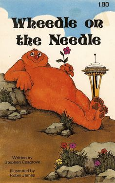 My very favorite book growing up. At one time the Weedle was the mascot for the Seattle SuperSonics. My Childhood Memories, Childhood Toys, Robin James, Rainy City, Evergreen State, Little Library, Washington State, Seattle Washington, Those Were The Days