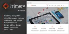 Themeforest WordPress: Primary – Business WordPress Theme on THEMEFOREST FREE DOWNLOAD http://themeforestfreedownload.com