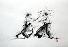 Aikido bokken techniques