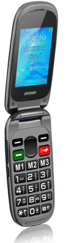 Brondi cellulare amico mio c nero apertura  ad Euro 84.84 in #Brondi #Telefonia cellulari smartphone