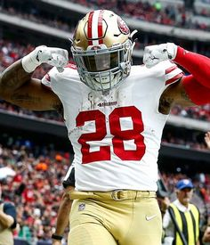 a9ccc189b What Carlos Hyde Would Bring to the Playoff Table if Re-signed