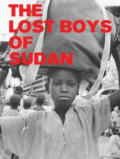 Lost Boys of Sudan Education English, Teaching English, Lost Boys Of Sudan, Long Walk To Water, Watch Lost, Amazon Movies, Amazon Instant Video, Genius Hour, Water Pollution