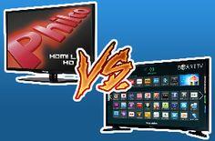 Qual TV 32'' devo comprar? -> Veja a comparação aqui <-