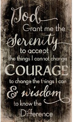 In the heat of the moment, draw strength from this beautiful pallet wood art piece. A weathered black background is the perfect setting for the Serenity Prayer. Made of pallet wood, it adds a rustic touch wherever you put it. Pr