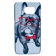 Coque Samsung Galaxy S6 Crazy Dog Coque Samsung Galaxy S6, Crazy Dog, Dogs, Pet Dogs, Doggies