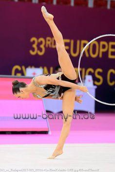 Eleni Kelaiditi (Greece), European Championships 2017