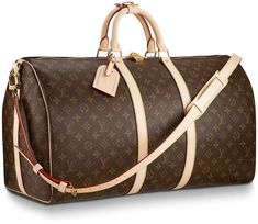 These 17 Weekender Bags Will Fuel Your Wanderlust - For the fashionable traveler, a Louis Vuitton Keepall is a must. This iconic weekender bag has been - Louis Vuitton Duffle Bag, Louis Vuitton Luggage, Louis Vuitton Speedy Bag, Luis Vuitton Backpack, New Louis Vuitton Handbags, Louis Vuitton Keepall 55, Michael Kors Designer, Louis Vuitton Designer, Malas Louis Vuitton