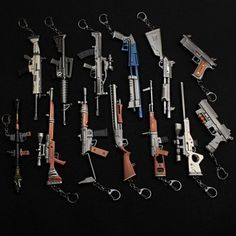 Fortnite Keychain 13 Different Kinds To Choose From Fps Games, Firearms, Kids Toys, Weapons, Guns, Model, Pattern, Style, Videogames