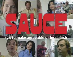 So excited that my dark comedy short film, sauce: to make agreeable or less harsh, is about to hit the 3000 view milestone on YouTube! SO COOL....er, or should I say, super... SPICY! ;) Thanks to everyone supporting and sharing our film!!!