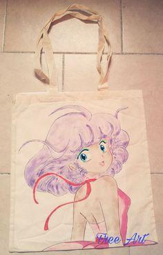 L'incantevole Creamy bag