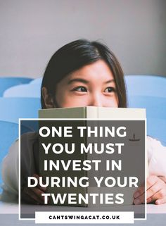 The One Thing You Must Invest In During Your Twenties | Forget buying properties or investing in stocks, don't make any large investments until you've done this one first!