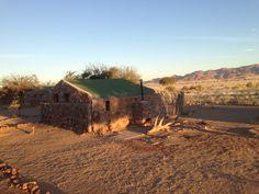 Little Sossus Lodge, cabin 5