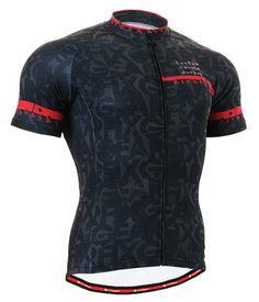 Men s Cyclist jersey bike clothes cycling top gear shirt S~3XL 68ffc3fec
