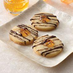 Orange Chocolate Cookies Recipe from Land O'Lakes