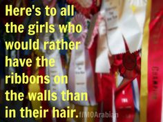 Where do you wear your ribbons?  Please respect the post - share often but do not alter.