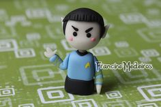 Spock - star trek by theredprincess.deviantart.com on @deviantART