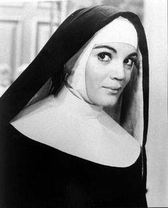 Connie Francis as a nun