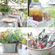 Great post at The Fab Guide with all kinds of spring party ideas!